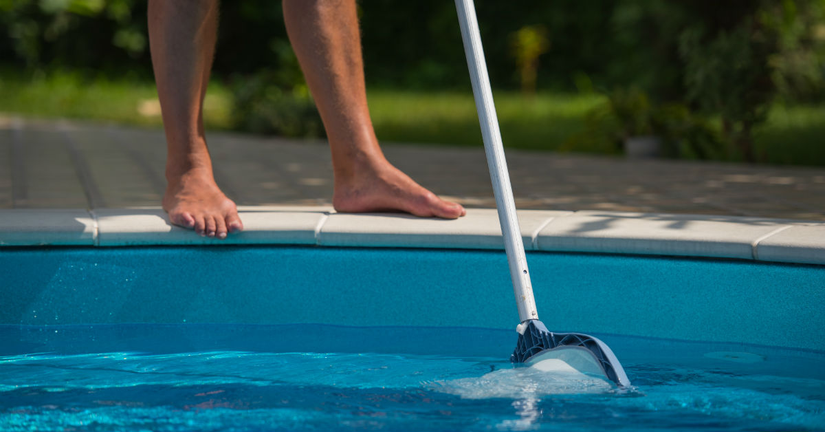 Regular Maintenance For Pools and Hot Tubs In St