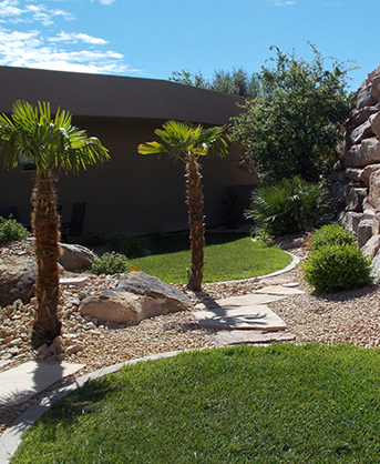 St George Ut Landscaping Stonetree Landscaping Landscape Pool Spa Design