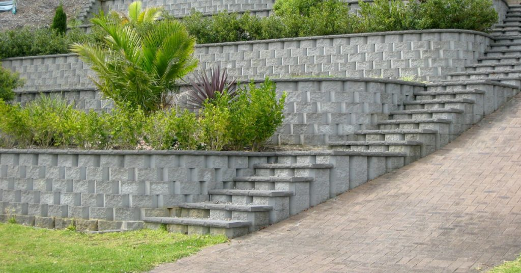 Going Beyond Typical Landscaping by Adding Retaining Walls