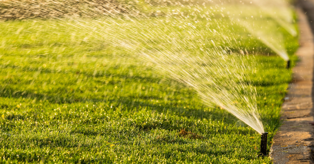 When And How To Winterizing Your Sprinkler System Stone