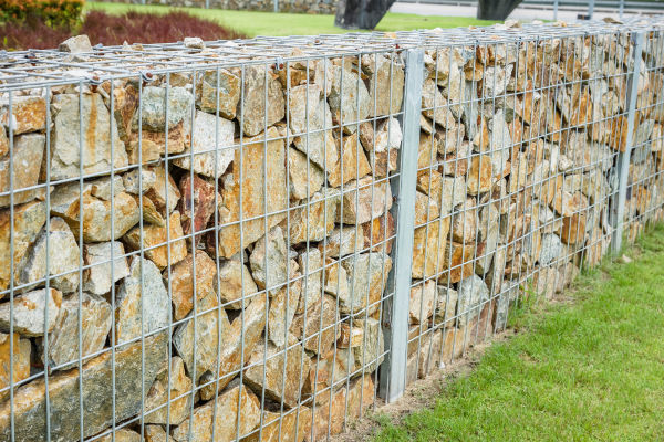 Retaining Wall Material Options In The Southwest Stone