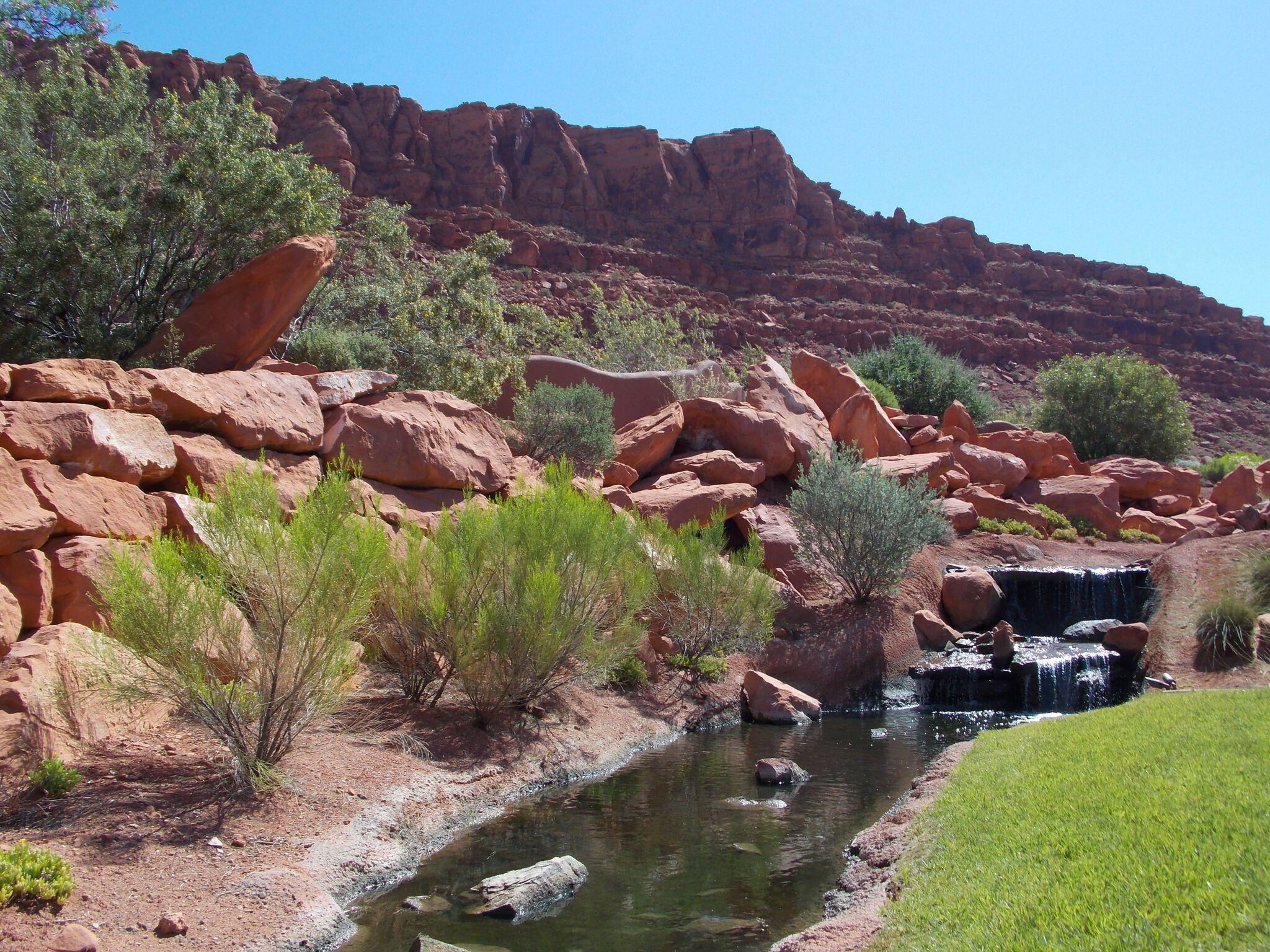Kachina Springs Stream