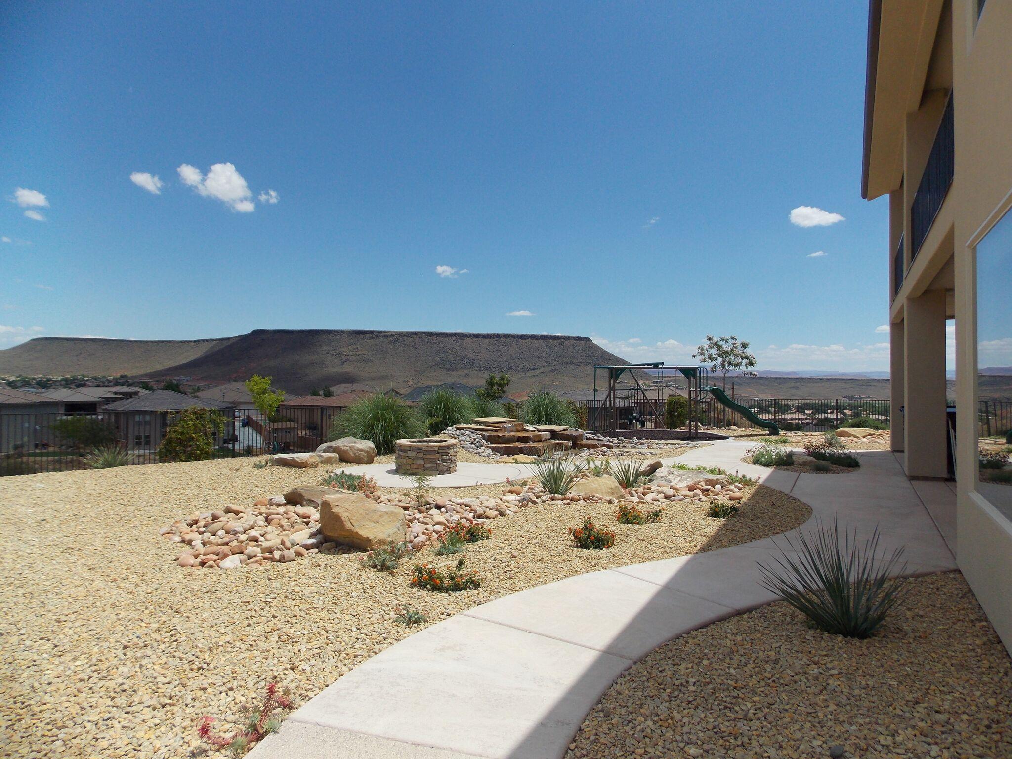 Tom Higbee Desert Pond