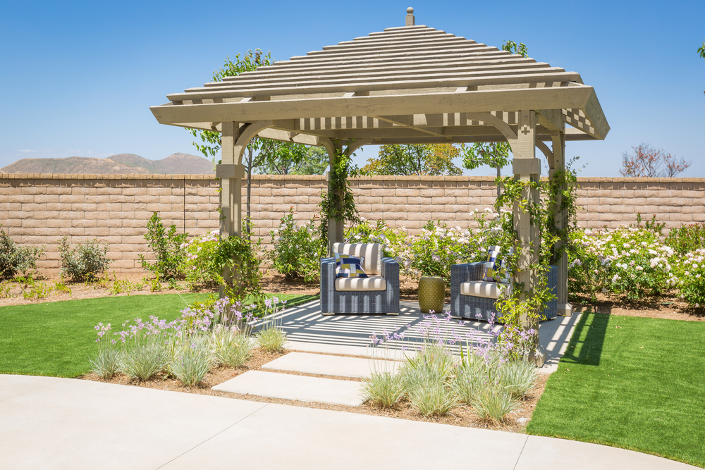 Three Landscaping Features To Help Beat The Heat In Southern Utah